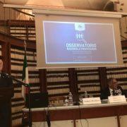 Daniele Vaccarino - Presentazione osservatorio professioni 2018
