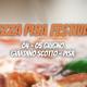 pizza pisa festival