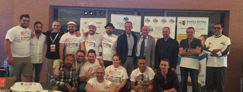 foto dei partecipanti Premio al Trofeo San Ranieri Contest