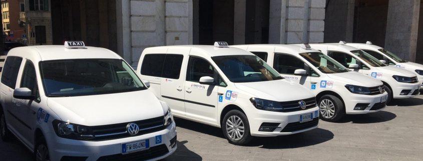 nuovi taxi accessibili