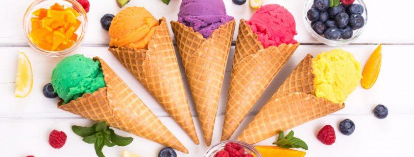 il gelato grande business dolce
